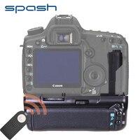 Battery Grip For Canon 5D Mark II 5D2 5DII DSLR Cameras BG E6 IR Remote RC