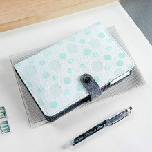 Macaron new cute office school spiral notebooks stationery,candy personal binder