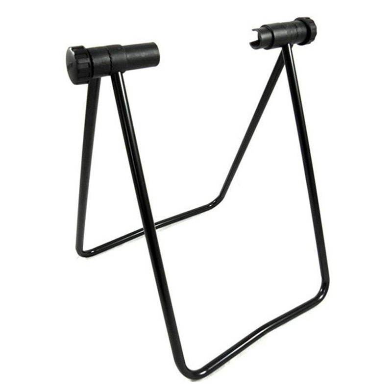 Mountain Bike Quick Release Repair Stand Bicycle Maintenance Rack Adjustable Kickstand Foldable Bicycle Accessories