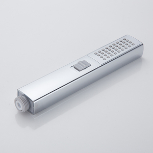 Image 5 - BAKALA Cabezal de ducha de mano, ducha de dos funciones ABS, accesorios de ducha de baño de ducha, grifo de ducha presurizado de ahorro de agua