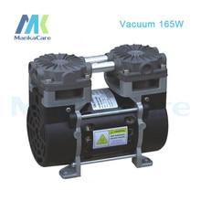 Manka Care – 110V /220V (AC) 50L/MIN 165W small electric piston vacuum pump/Silent Pumps/Oil Less/Oil Free/Compressing Pump