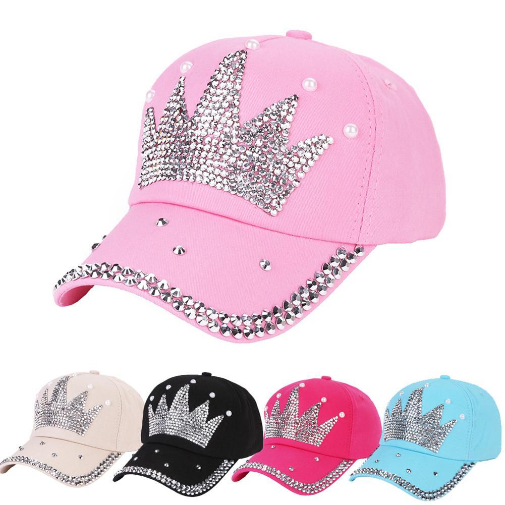 Fine Jaycosin Summer Women Solid Color Baseball Cap Snapback Hat New Women's Hats