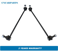 2PCS Pair Stabilizer Link kit sway bar Drop links Set fit for Audi TT Quattro 2000 2006 , 1J0411316D