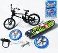 2015 Profesional Finger Flick Trix Bmx/Bicicleta/Bicicleta Diapasón Divertido Juguete Para Niños Con Un Gadget Color Al Azar entrega