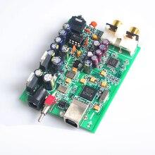 НОВЫЙ K. ГАСС U8 + AK4490 УСИЛИТЕЛЬ NE5532 XMOS USB ЦАП Декодер звуковая Карта усилитель Для Наушников Выход Поддержка 24Bit PCM 192 кГц DC9V