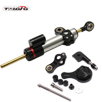 For YAMAHA YZF R6 2006 2017 2016/ R1 2009 2012 Motorcycle CNC Damper Steering StabilizerLinear Reversed Safety Control+Bracket
