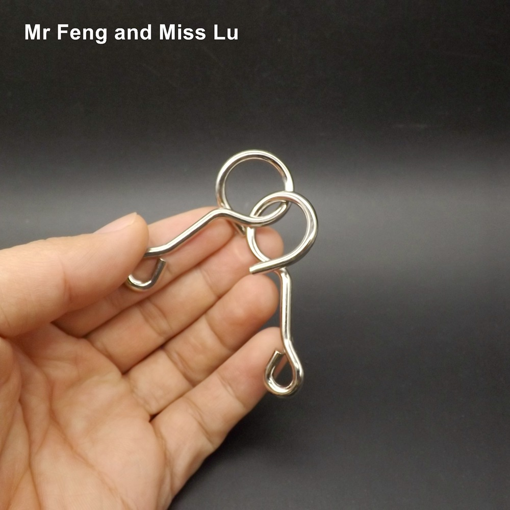 Ring Puzzle - Shop Cheap Ring Puzzle from China Ring Puzzle ...