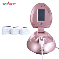 Multifunctional Skin Care Ultrasonic Hifu Beauty Instrument Facial Rejuvenation Anti Aging/Wrinkle Beauty Machine Household