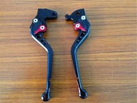 STARPAD For Yamaha modified parts for hand brake lever brake brake lever horns black