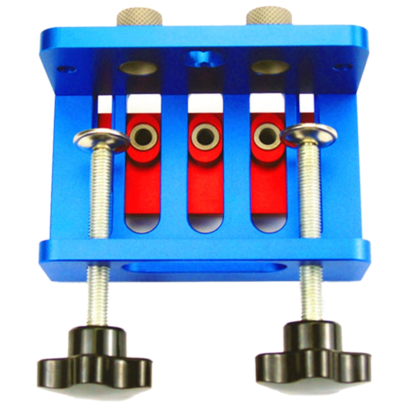 Woodworking Pocket Hole Jig Kit Angle Drill Guide Set Hole Puncher Locator Jig Drill Bit Set For Diy Carpentry Tools