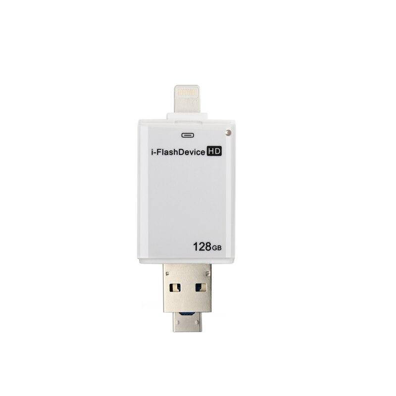 LL TRADER USB Flash Drive OTG 64 GB Pen Drive Key pendrive Voor iPad - Externe opslag - Foto 3