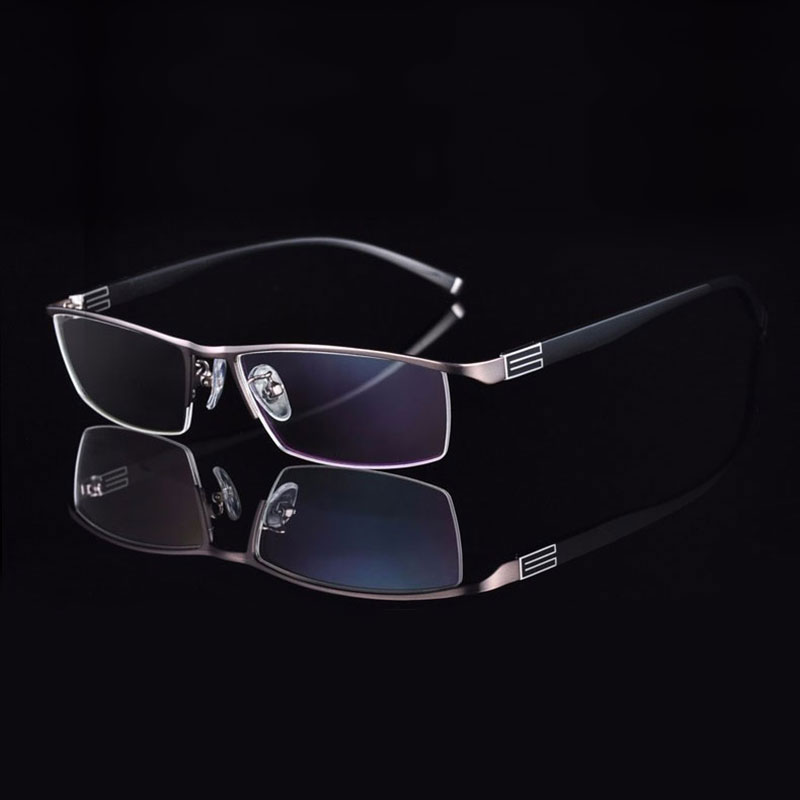 Rimless Glasses With Changeable Arms : Fashion Titanium Alloy Front Rim Eyeglasses frame with ...
