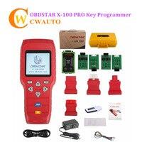 Оригинальный obdstar X100 Pro для иммобилайзера Ключевые программы + коррекция одометра + инструмент диагностики OBD обновление онлайн