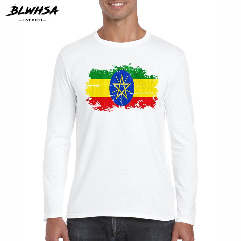 White T-Shirts in Ethiopia