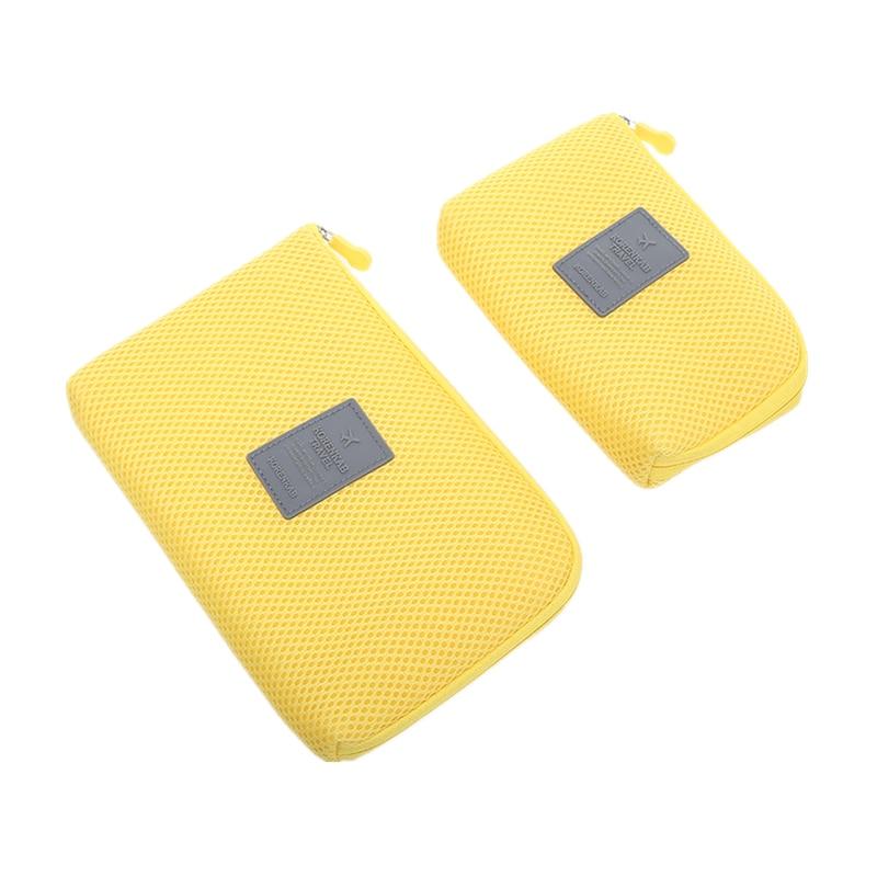 2 komada Pribor Torba za organizatore tvrdog diska za slušalice - Putni pribor - Foto 3