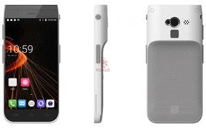 Image 2 - هاتف ذكي أنيق نحيف من الصين فاخر يعمل بنظام الأندرويد 7.1 هاتف نقال ثماني النواة 5.5 بوصة IPS 1920X1080 بصمة NFC 2D ماسح ضوئي جي بي إس نسائي
