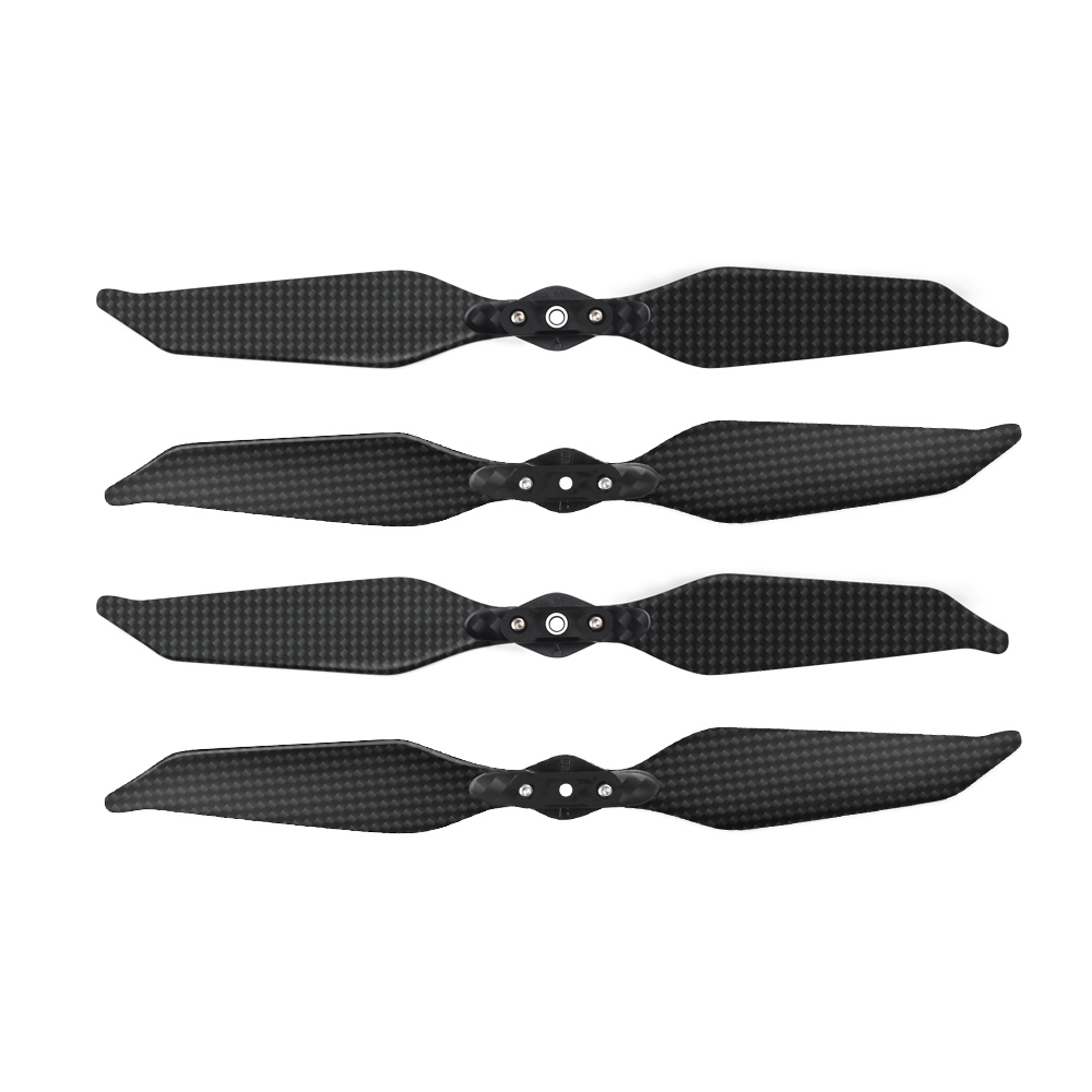 цена на 2Pair DJI Mavic PRO 8.3 X 3 Carbon Fiber CW CCW Propellers Racing Quad 8330F Propeller 8.3 Quick Release Folding props