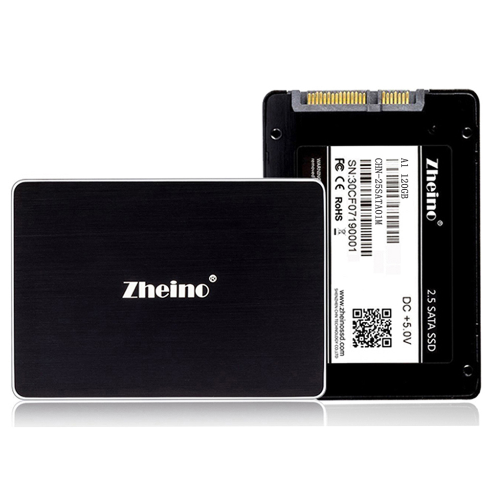 Hot! A1 SATA 120GB 240GB 480GB SSD Zheino SSD 30GB 60GB Solid state Drive SATA3 MLC For Laptop and Desktop