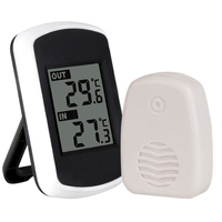 Wireless Thermometer Hygrometer Measurement & Analysis Instruments