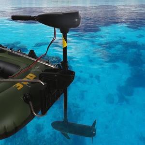 Image 5 - Fishman bateau mortor raquette, pour modèle FISHMAN 300 350 400 support moteur, raccords de moteur A12001