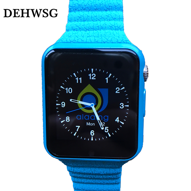 DEHWSG GPS Smart Watch kid waterproof Smart baby watch with camera SOS Call Location Device Tracker Anti-Lost Monitor PK Q90 q50