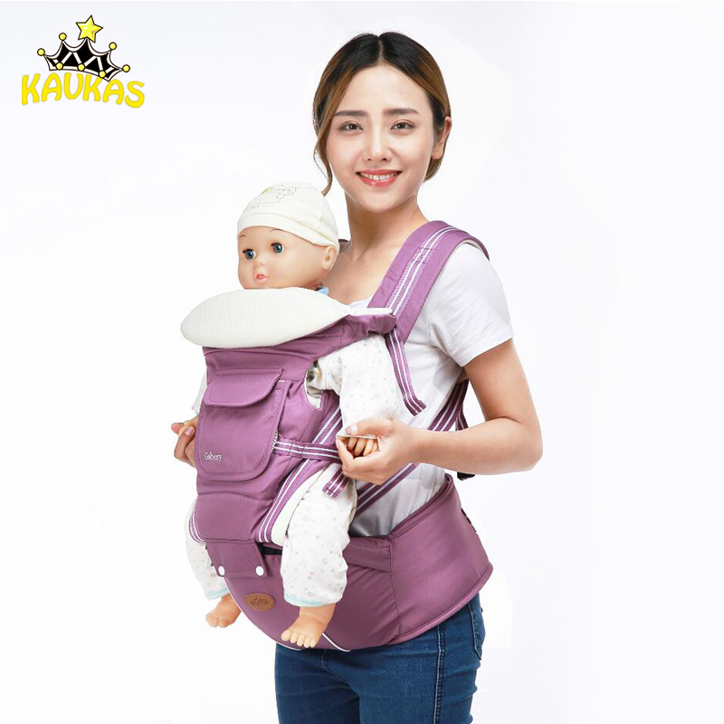 OLN Baby Carrier Ergonomic Carrier Backpack Hipseat for Newborn Prevent O-type Legs Sling Baby Kangaroo Baby Carrier Hip Seat gabesy baby carrier ergonomic carrier backpack hipseat