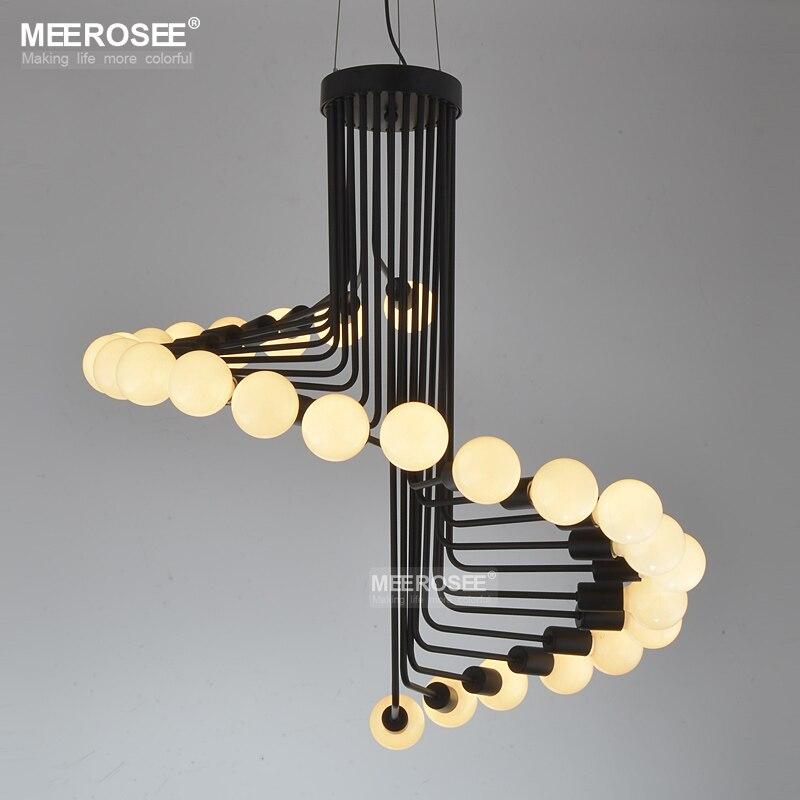 2019 nouveaux Lustres modernes luminaire Lustres en métal créatifs suspendus lampe suspendue pour salle à manger décoration de la maison lumière