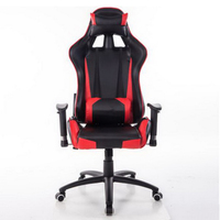 L350108 Home Gaming Chair Computer Chair Ergonomic Cortex 360 Degree Rotation Height Adjustment Leather Materials