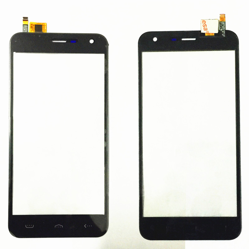 100% Original HT3 Pro Digitizer Touchscreen Glass Panel Touch Screen Digitizer For HOMTOM HT3 With Adhesive Sticker(China)