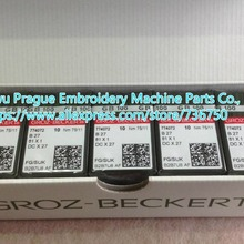 Sewing-Needles Wholesale-Price Beckert by 1-81x1 Dc-X-27 100%Genuine-Groz 500pcs Yiwu-Prague-Company
