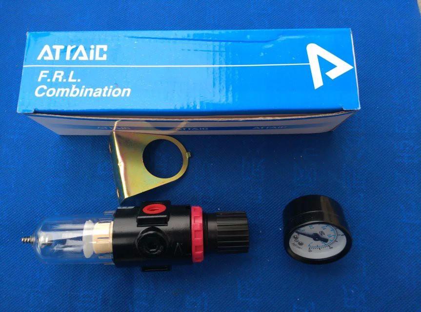 """afr-2000 airtac пневматический воздушный источник лечение фильтр pt 1/4 """" регулятор ж измеритель afr2000"""