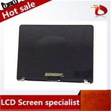 Оригинальный ЖК экран A1534 в сборе, золотой, серебряный для Macbook 12 дюймов 2015 2016 года MF855 MF856 EMC 2746