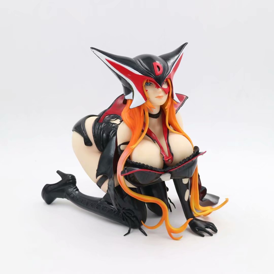 20CM Japanese sexy anime figure Doronjo action figure collectible model toys for boys 18cm japanese game rage of bahamut mystere action figure collectible model toys for boys
