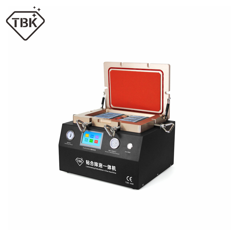 TBK-408 Hot Sale OCA Vacuum LCD Laminating Debubble In One Machine