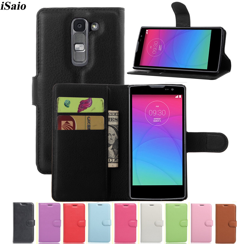 outlet store b2c69 8ccfc US $3.99 20% OFF|For LG Spirit C70 Wallet Case PU Leather Flip Cover for LG  Spirit 4G LTE H420 H422 H440 H440y H440N LGspirit with Card Holder-in ...