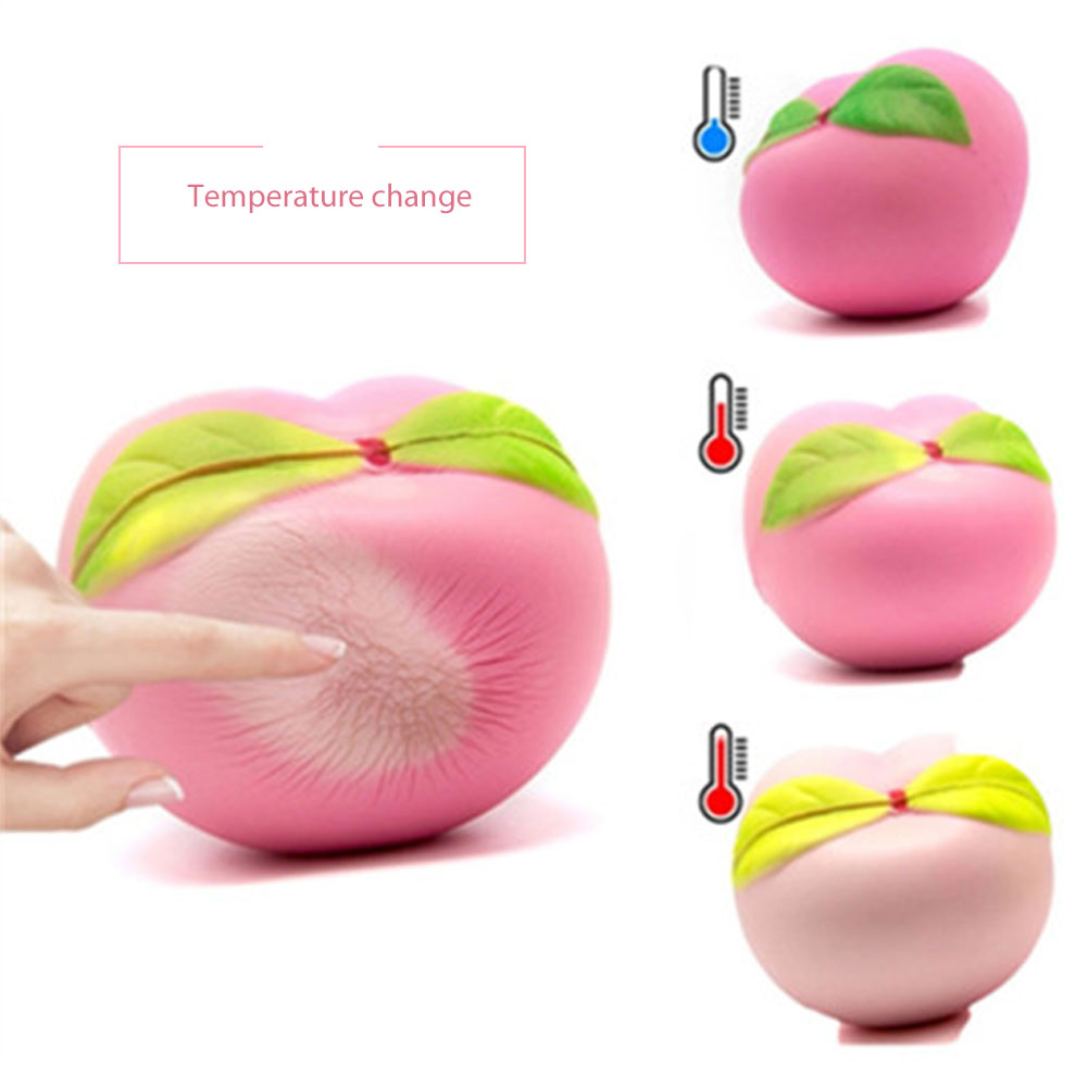 10 см Температура зондирование медленно поднимающаяся Игрушка антистресс игрушка модель расслабленный красивый снятие стресса приспособление для дома мягкая сжимаемая игрушка