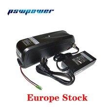 Европы и США сток блок батарей электрического велосипеда 48V 13Ah 14.5Ah 17.5Ah е-байка 36В 13Ah для bafang BBS02B 750 Вт BBSHD 1000 Вт мотор