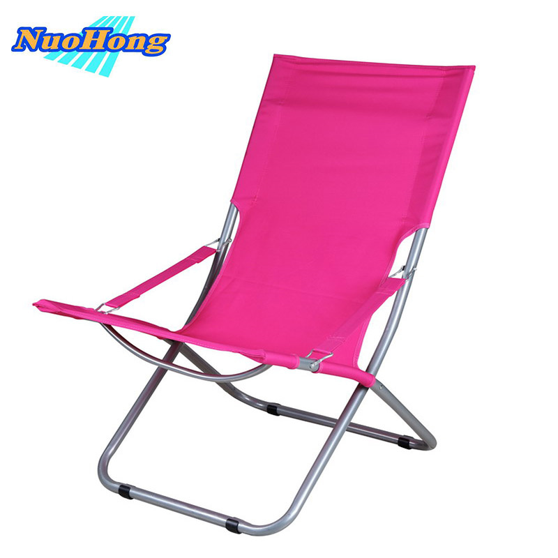 Aliexpress.com : Buy NUOHONG 2017 Folding Sun Loungers Fashion Outdoor  Furniture Tourist Camping Chairs Stainless Steel Metal From Reliable Outdoor  ... Part 90