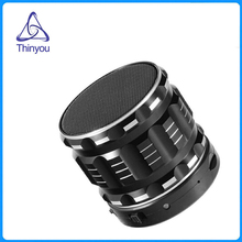 Thinyou Mini Portable Wireless Bluetooth Speaker Stereo Sound box Super Bass Loudspeaker Support TF Card  For Mobile Phone