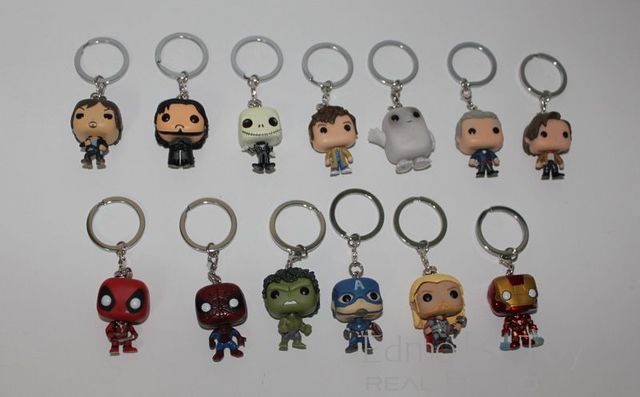 Marvel Funko Pop Game Of Thrones Keychain
