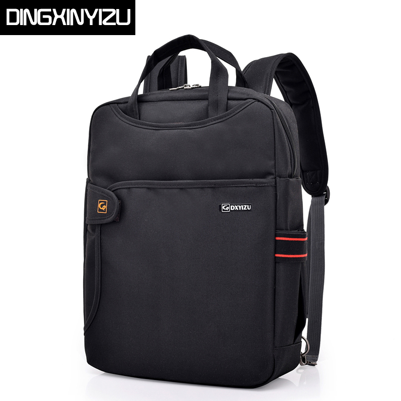 DINGXINYIZU Large Capacity 15.6 Inch Laptop Backpack Men USB Design Black Backpack Women School Bag Travel Rucksack Male Mochila 55l men military backpack women casual laptop back bag large capacity male travel rucksack nylon black army backpack 2017