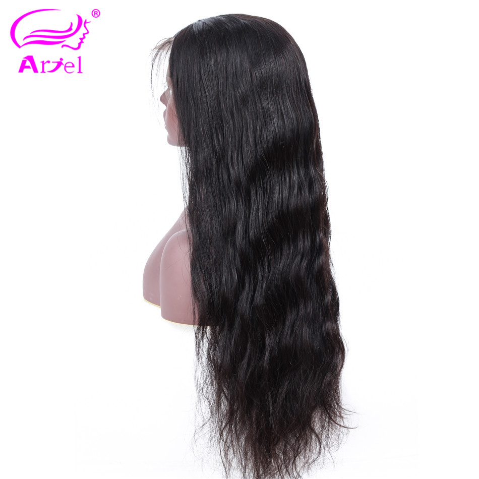 Body Wave Wig 13  4 Lace Front Human Hair Wigs For Black Women Mongolian Non Remy Lace Front Wig Pre Plucked Glueless Lace Wigs-in Human Hair Lace Wigs from Hair Extensions & Wigs    1