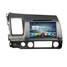 RAM 2GB ROM 32G Octa Core Android 6.0 Fit Honda CIVIC 2006 2007 2008 2009 2010 2011 Car DVD Player Navigation GPS Radio