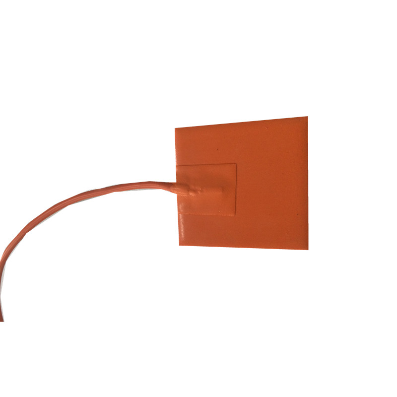 150x150MM 12V 160W With Adhesive And NTC 100K Thermistor Silicone Heater Bed Heating Pad