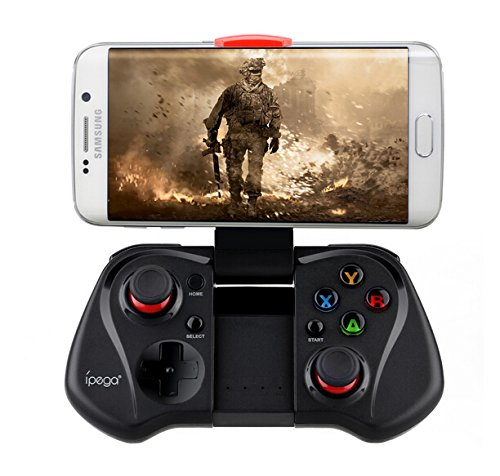2017 New PG-9033 PG 9033 Telescopic Wireless Bluetooth Game Pad Controller Gamepad Joystick for Android/ios/ TV Box/Tablet PC image