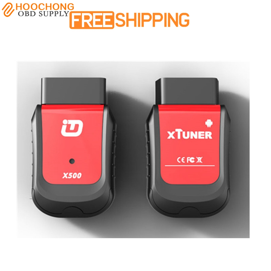 XTUNER X500 Bluetooth Special Function Diagnostic Tool works with Andriod Phone 2017 xtuner x500 bluetooth auto obdii code reader scanner works on andriod windows x500 obd2 car diagnostic tool free shipping