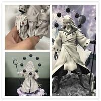 NEW Naruto Anime GK Uchiha Madara Action Figures Model Toys 28CM