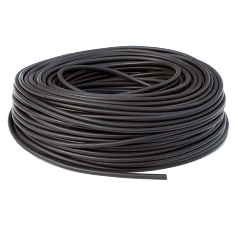 Black Foamed Solid Fluoride Strips Dia 2/3/4/5/6/7/8/9/10mm Waterproof Oring Line Cord Foaming Rubber Molding Damper