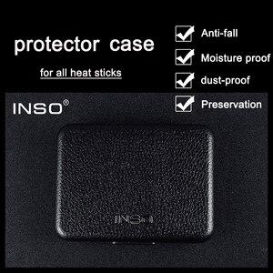 Image 4 - Модная противопылевая поликарбонатная коробка для сигарет IQOS для сигарет Lil, защитный чехол для сигарет