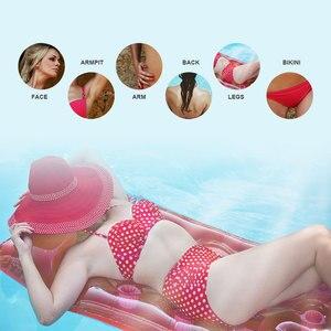 Image 2 - LadyMisty 100g Wax beans No Strip Depilatory Hot Film Hard Wax Pellet Waxing Bikini Face Hair Removal Bean  For Women Men